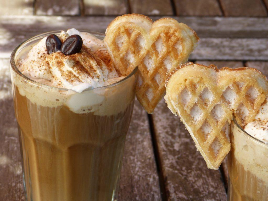 Pandoro e caffè