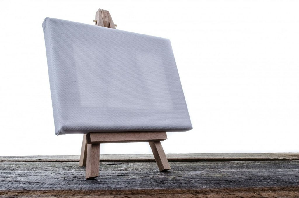 Dipingere un quadro